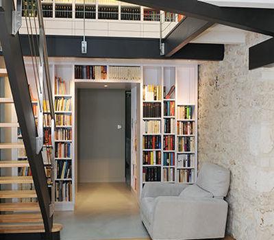 Nos conceptions de meubles sur-mesure proche de Neuillac